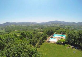 1 bedroom Villa for rent in Montecatini Val di Cecina