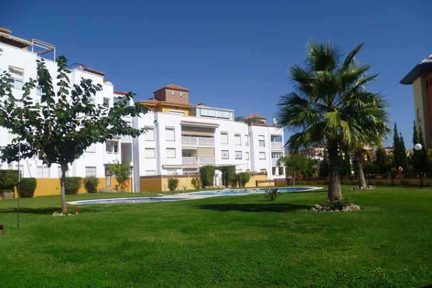 Benalmadena Garden Apartment