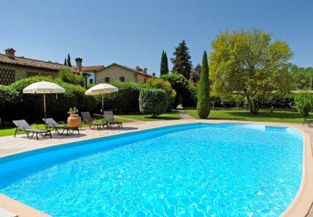 Villa in Castellina in Chianti, Italy