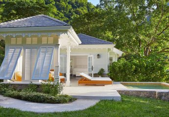 1 bedroom Villa for rent in Soufriere