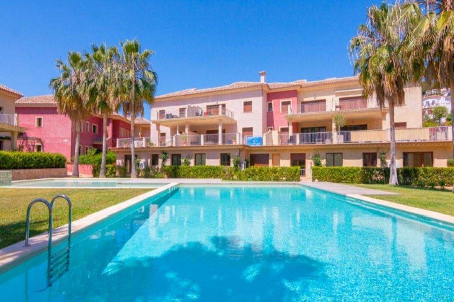 Apartment in Spain, Montemar-La Vinya