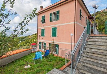 1 bedroom House for rent in Moneglia