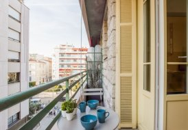 Apartment in Liberti-Albert 1er, the South of France