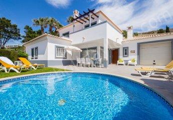4 bedroom Villa for rent in Praia da Luz