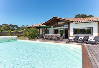 2 bedroom Villa for rent in Moliets