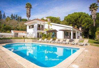 6 bedroom Villa for rent in Castelo, Sesimbra