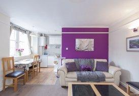 Apartment in Tollcross, Scotland