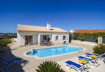 3 bedroom Villa for rent in Aljezur