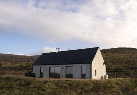 Cottage in Skye West, Scotland