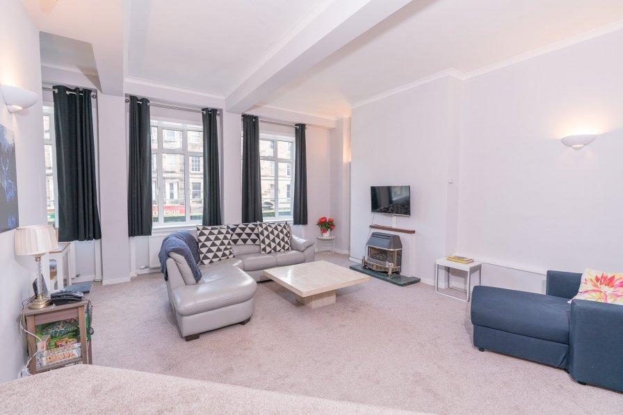 Duplex apartment in United Kingdom, Dalry