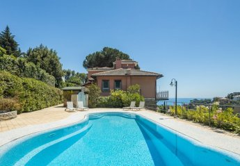 4 bedroom Villa for rent in Rapallo
