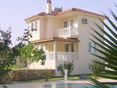Villa in Turkey, Hisaronu: Villa Oleander set in beautiful landscaped gardens