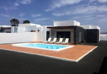 3 bedroom Villa for rent in Playa Blanca