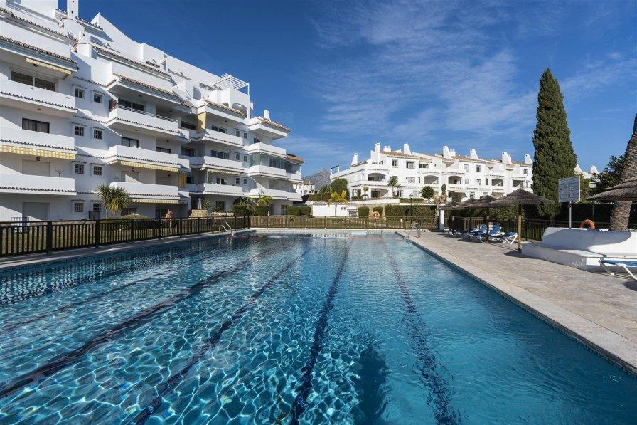 Apartment in Spain, Nueva Andalucía