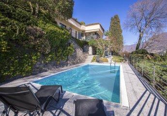 4 bedroom Villa for rent in Como