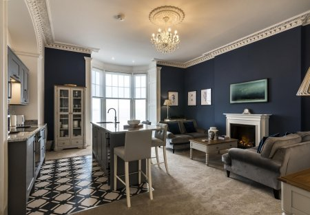 Apartment in Tenby, Wales