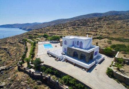 Villa in Tinos, Greece