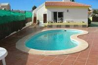 Apartment in Spain, Corralejo: pool area