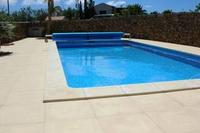 Villa in Spain, LAJARES: pool area
