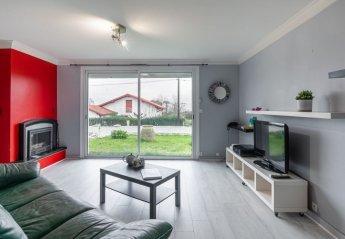 3 bedroom Apartment for rent in Biarritz