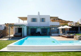 6 bedroom Villa for rent in Ano Mera