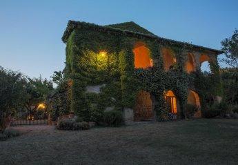 8 bedroom Villa for rent in Pienza