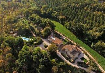 7 bedroom Villa for rent in Gubbio