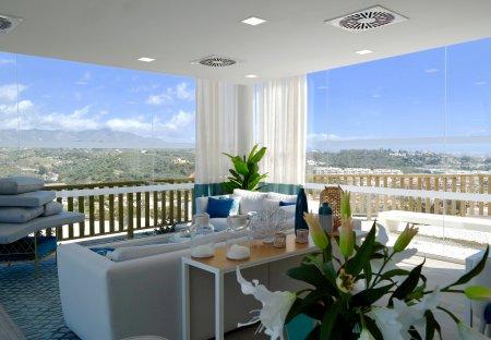 Apartment in Colinas De La Cala, Spain