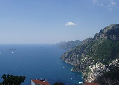Villa in Italy, Positano: sea view