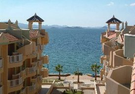 40 Frente Marino - La Manga Penthouse Apartment