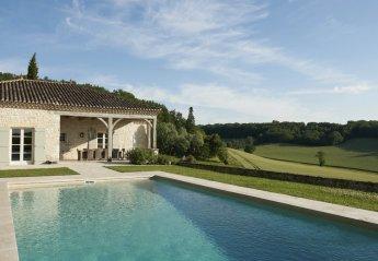 6 bedroom Villa for rent in Cahors