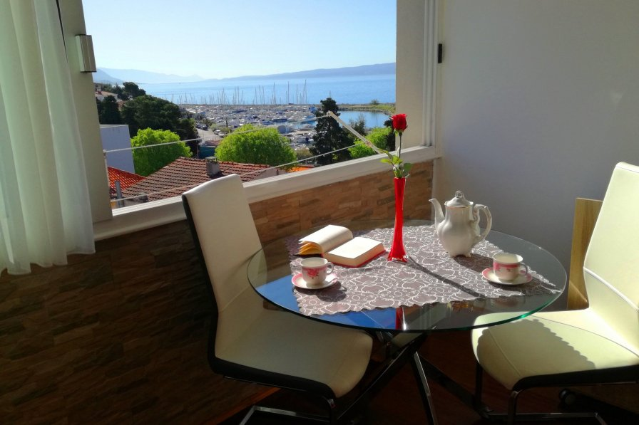 Owners abroad Beach Apartment with sea view ****