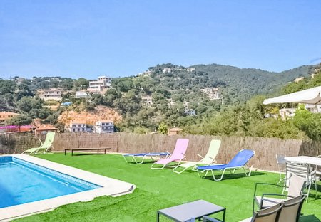 Villa in Canyelles (Tossa de Mar), Spain