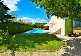 Villa in Barbentane, the South of France