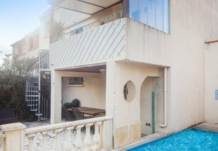 Villa in Pech des Moulins, the South of France