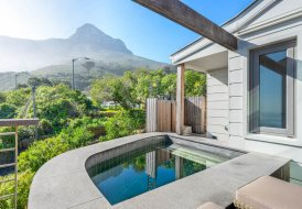 Villa in Cape Town, South Africa: Clifton House For Rent - 39 Clifton 3rd Beach
