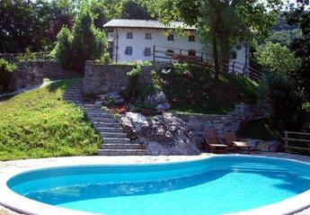 Villa in Slovenia, Tolmin