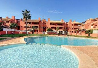 1 bedroom Apartment for rent in Mar De Cristal