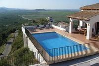 Villa in Spain, Pego: Pool and Terrace