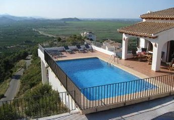 Villa in Spain, Monte-Pego: Pool and Terrace