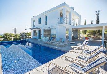 4 bedroom Villa for rent in Protaras