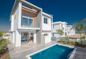 3 bedroom Villa for rent in Paralimni