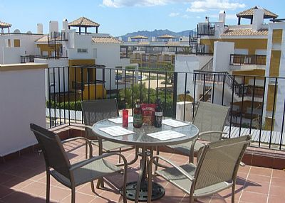 Apartment in Spain, Vera: Sun soaked, lazy afternoons on the terrace