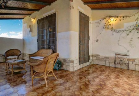 House in Scala di Furno, Italy