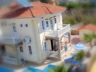 Villa in Turkey, Kergi: THE VILLA