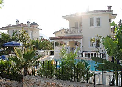 Villa in Turkey, Hisaronu: Villa Bodena and its Private Pool