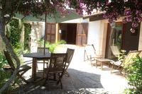 Villa in Spain, Port Verd: Sunny breakfast terrace