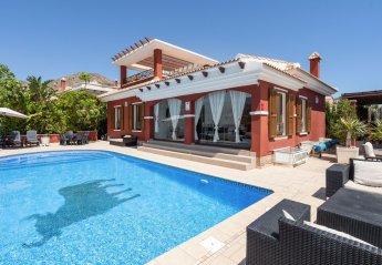 3 bedroom Villa for rent in Benidorm