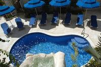 Apartment in Barbados, Mullins Bay: Ariel Pool Shot