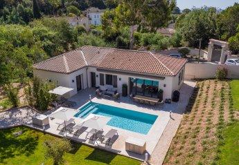 5 bedroom Villa for rent in St Tropez